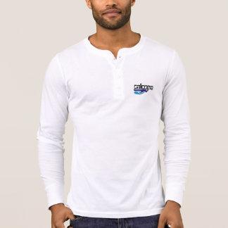 T-shirt CalCopa Henley des hommes