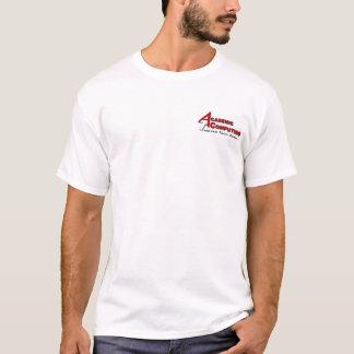 T-shirt Calcul d'universitaire - bureau de technologie de