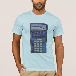 T-shirt Calculatrice de LOL