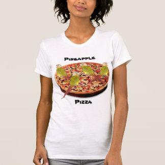 """T-shirt Calembour de perroquet """"de pizza d'ananas"""""""