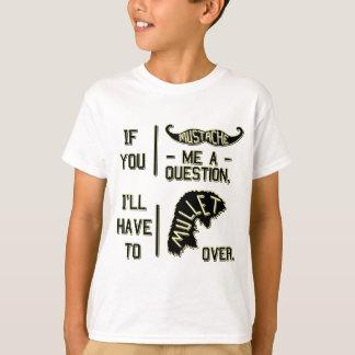 T-shirt Calembour drôle de plaisanterie de mulet de