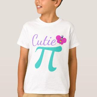 T-shirt Calembour mignon de Cutie pi