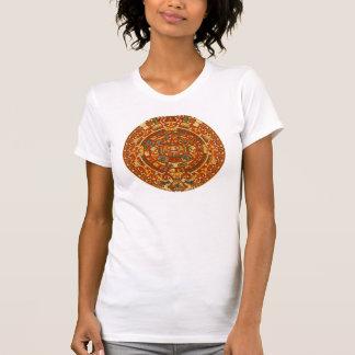 T-shirt Calendrier aztèque de Sun