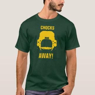 T-shirt Cales loin
