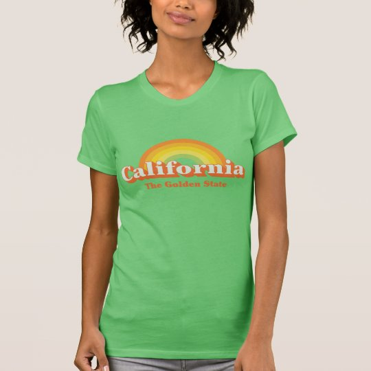 T-shirt California vintage