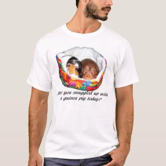 T-shirt Câlin de cobaye