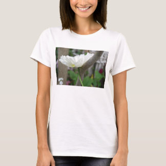 T-shirt Calin de coquelicot