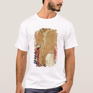T-shirt Calvaire avec un moine Carthusian, 1389-95