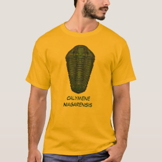 T-shirt Calymene Niagarensis Trilobite