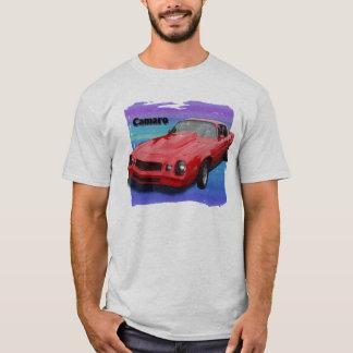 T-shirt Camaro