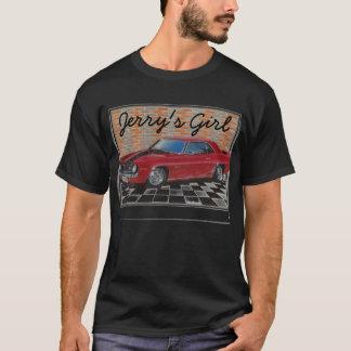 T-shirt camaro, la fille de Jerry