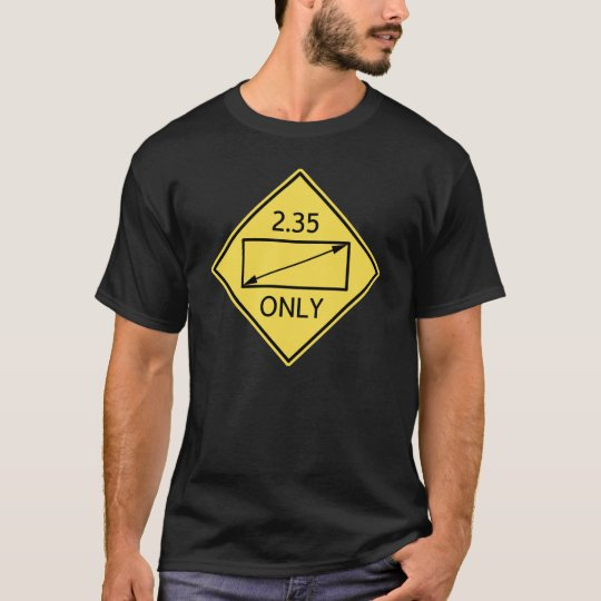 """T-SHIRT Camera Crew """"2,35 ONLY"""""""