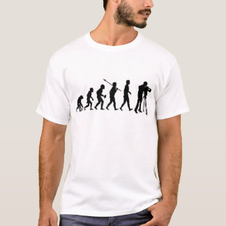 T-shirt Cameraman