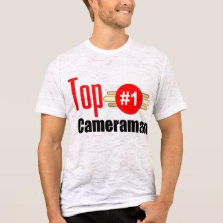 T-shirt Cameraman supérieur