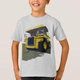 T-shirt Camion à benne basculante - gril