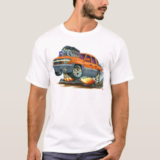 T-shirt Camion d'orange d'avalanche