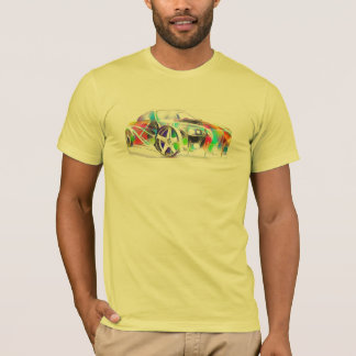 T-shirt camions d'amis