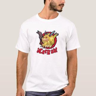 T-shirt Camiseta Metrín Futuro Manga (Clara)