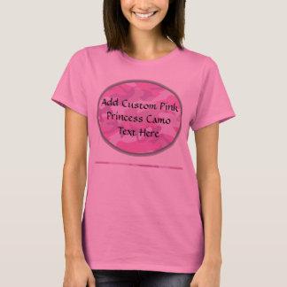 T-shirt Camo rose Camoflauge