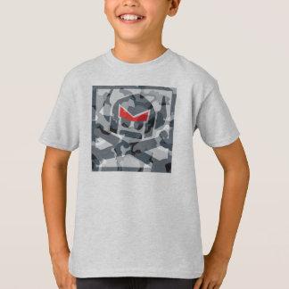 T-shirt Camo Suédois dans le gris