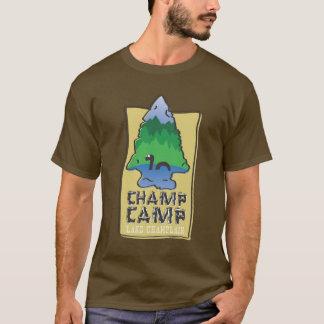 T-shirt Camp de champion