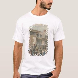 T-shirt Camp de réfugié juif