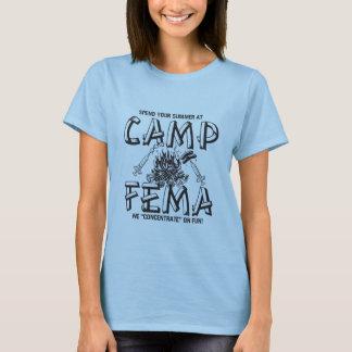 T-SHIRT CAMP FEMA