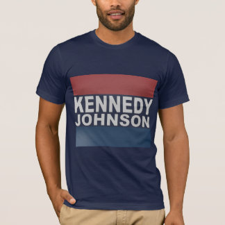 T-shirt Campagne de Kennedy Johnson