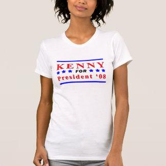 T-shirt Campagne de Kenny