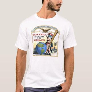 T-shirt Campagne de Teddy Roosevelt 1904 (la chemise