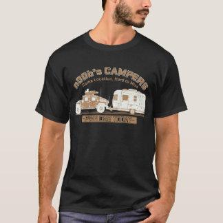 T-shirt Campeurs de Noobs