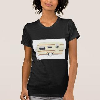 T-shirt Camping de remorque de campeur Van