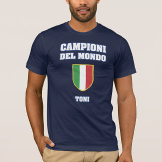 T-shirt Campioni Luca Toni