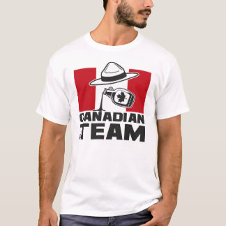 T-SHIRT CANADIAN TEAM 2