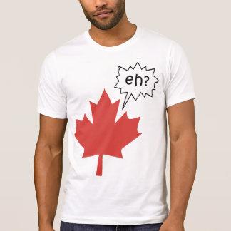 T-shirt canadien drôle