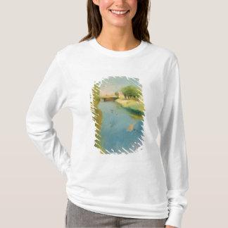 T-shirt Canal, 1897 (en pastel sur la toile)