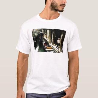 T-shirt Canal de Venise