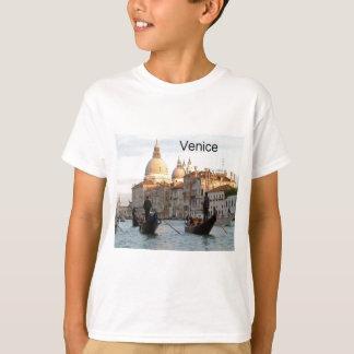 T-shirt Canal grand de l'Italie Venise (St.K)