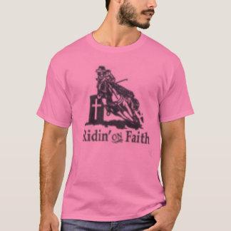T-shirt canalisation verticale de foi