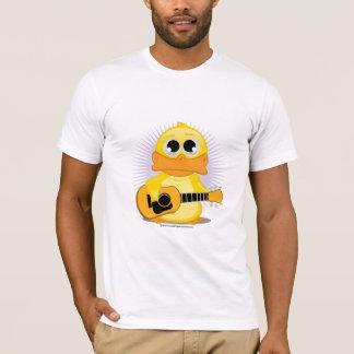 T-shirt Canard (acoustique) de guitare