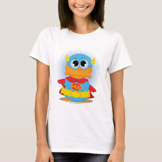 T-shirt Canard de super héros
