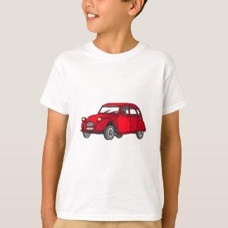 T-shirt Canard rouge (2CV)