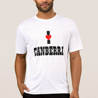 T-shirt Canberra : J'aime Canberra