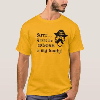 T-shirt Cancer de butin