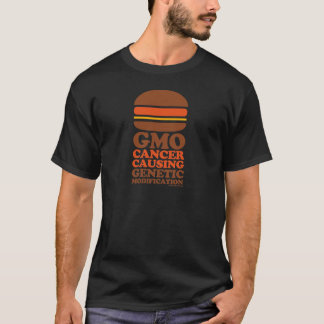 T-shirt Cancer de GMO
