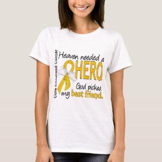 T-shirt Cancer nécessaire d'enfance de meilleur ami de