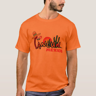 T-shirt Cancun