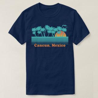 T-shirt Cancun Mexique