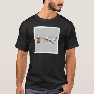 T-shirt canibals délicieux