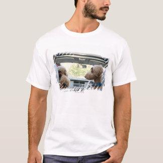 T-shirt caniche standard